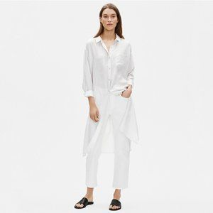 Eileen Fisher Organic Cotton Straight Ankle Jean 2